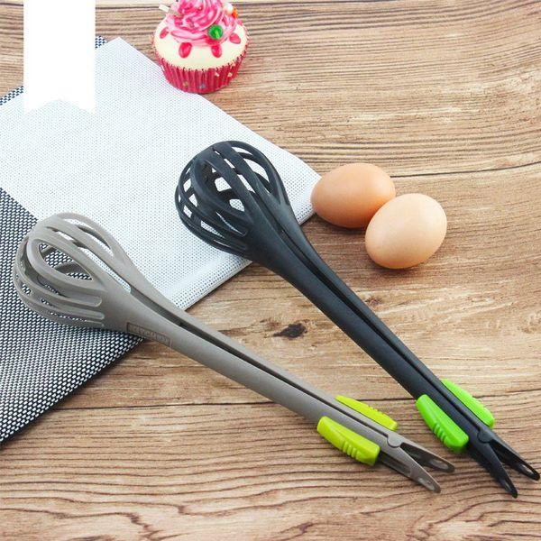 Multifuncional Handheld Egg Beater Pão Clipe De Leite Café Cocktail Muddler Food Clipe DIY Cozinha Ferramentas HHA487