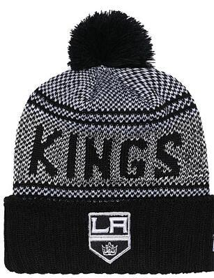 KINGS hat Ice Hockey LOS ANGELES Knit Beanies LA Embroidery Adjustable Hat Embroidered Snapback Caps Sport Knit hat