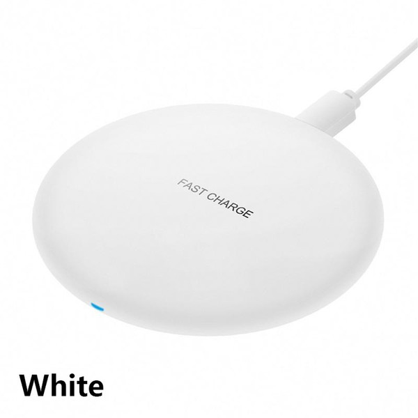 Caricabatterie Wireless Bianco