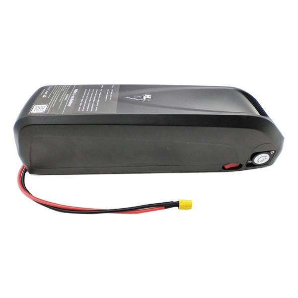 Nouvelle version G80 hailong batterie Ebike 52V 20ah avec chargeur 750W 1000w tube de batterie de vélo électrique avec chargeur 4A