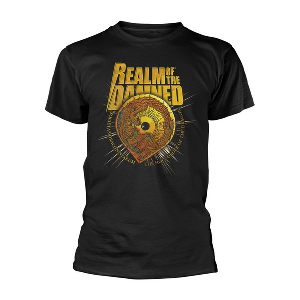 Plan 9 - Realm Of The Damned - Pendant NEW T-Shirt