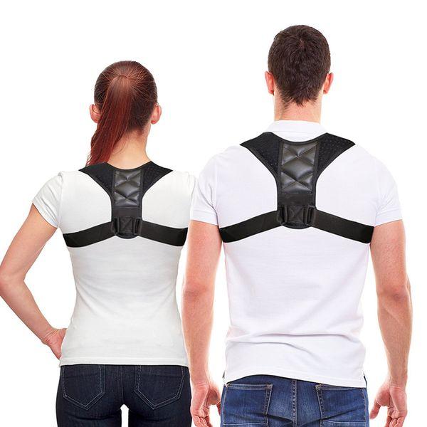 best selling Medical Clavicle Posture Corrector Adult Children Back Support Belt Corset Orthopedic Brace Shoulder Correct Back Pain Relief Corrector