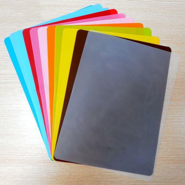 40x30 cm Silikon Matten Backen Liner Beste Silikon Ofenmatte Wärmedämmung Pad Backformen Kind Tischset A1903168