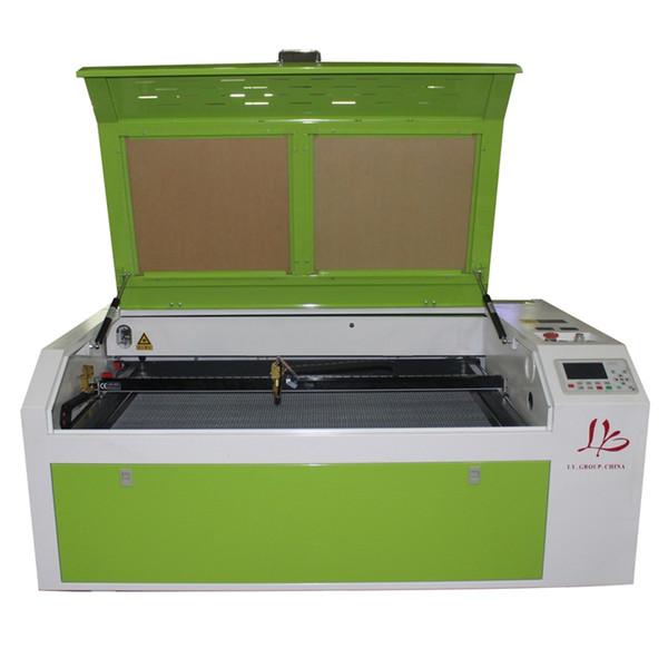 Co2 1060 Reci 100W incisione laser del laser Macchina della taglierina di marcatura incisore fai da te