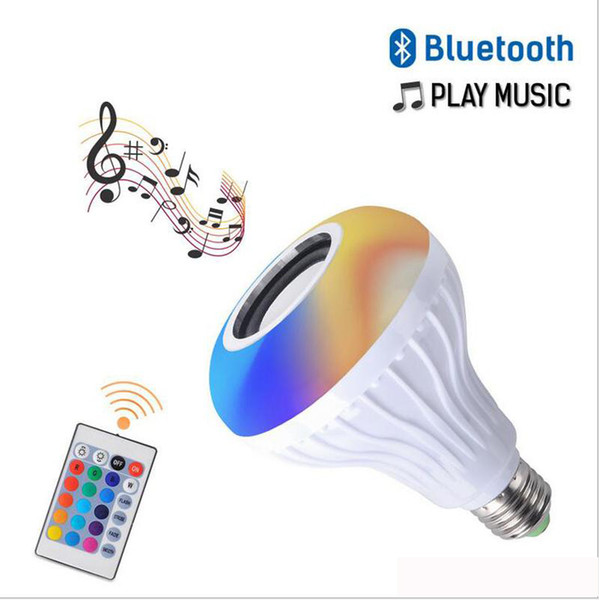 LED E27 Music Bulb