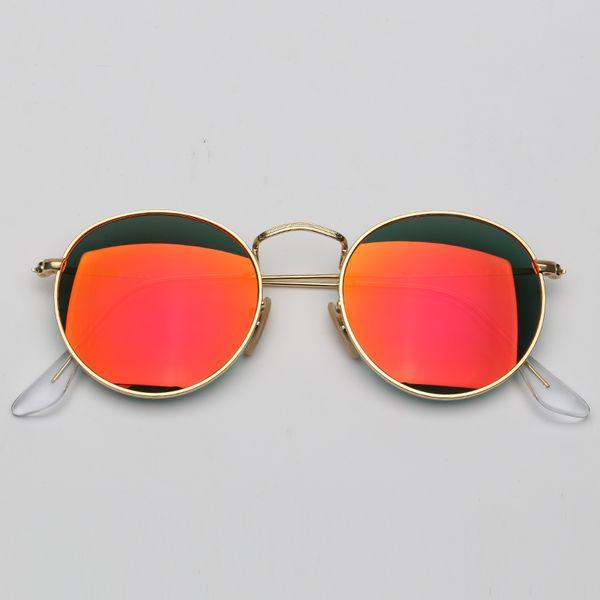 Espelho de ouro / laranja 112/69