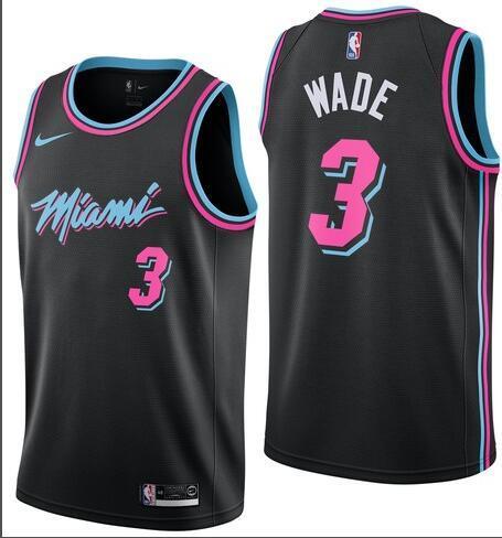 more photos 5c905 e79b9 2018 Hot HuoBan 19th Season Dwyane Wade Return To Miami City ...