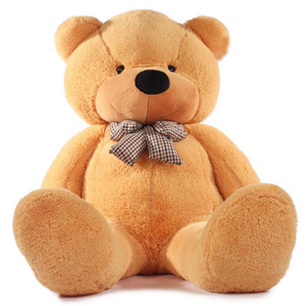 높은 품질 저렴 한 봉 제 완구 대형 80cm / 곰 80cm / 큰 포용 곰 인형 / 연인 / 크리스마스 선물