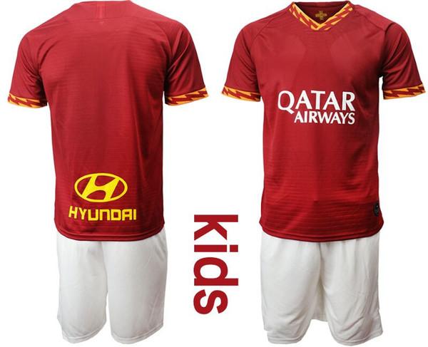 Custom Kids 2019 2020 Kits de fútbol Italia Top Club Juvenil Junior Camisetas de fútbol camisa Corinthians bebé infantil niño diseñador ropa