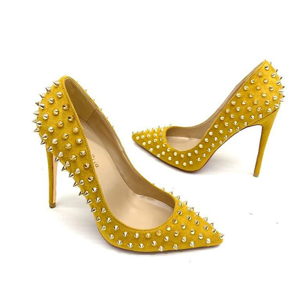 yellow rivets