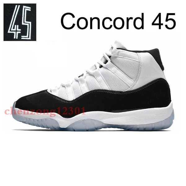 11s-Concord High 45