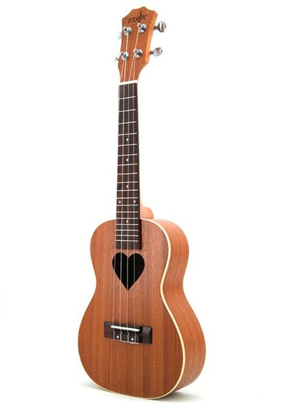 free shipping 23 inch ukulele Sapele small guitar beginners entry instrument love section factory direct wholesale