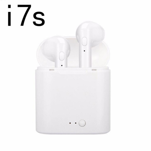 I7 TWS Bluetooth Twins Earphone i7s TWS Wireless In-ear Earbuds Stereo Twins Headphones Headset Handsfree With Charge Box car accessories