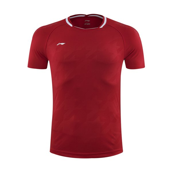 women red shirts
