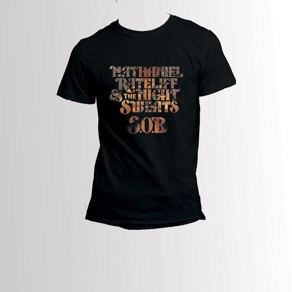 Nathaniel Rateliff & The Night Sweats 2017 Men'S T Shirt Tee Crazy Shirt  Designs A Shirt A Day From Jie17, $12 08  DHgate Com