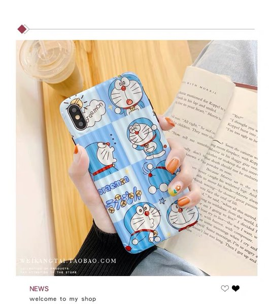 New funny cartoon phone for all models of iPone mobile phone sell deliver beautiful packaging