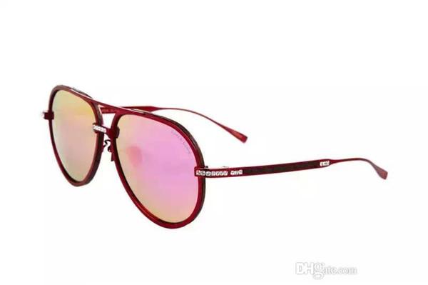 Lunettes de soleil de luxe populaire Italie SUPER SUNG lunettes de soleil de mode Top Quality Titanium Alliage Lunettes de soleil Femmes Design Protection UV Come Case