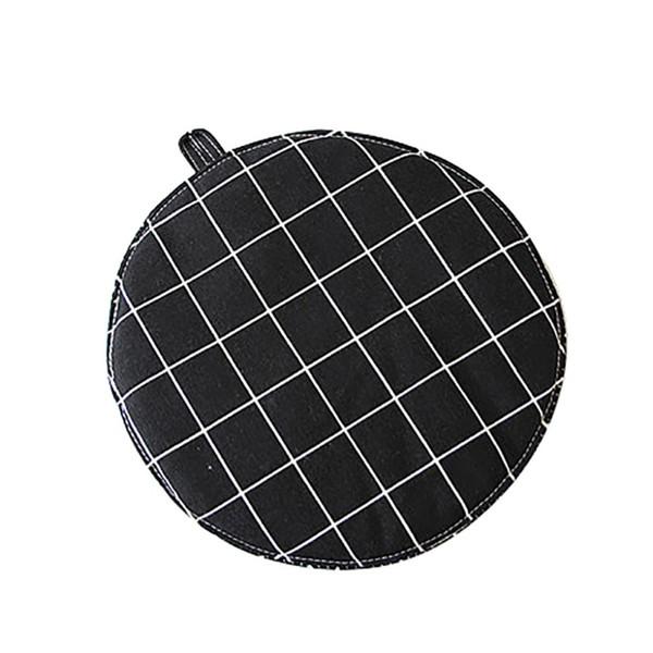 Useful Oven Mitts Cotton Pot Mat Pad Heat-Resisting Heatproof Table cloth Pad Slip-resistant Kitchen Cooking 1 Pcs