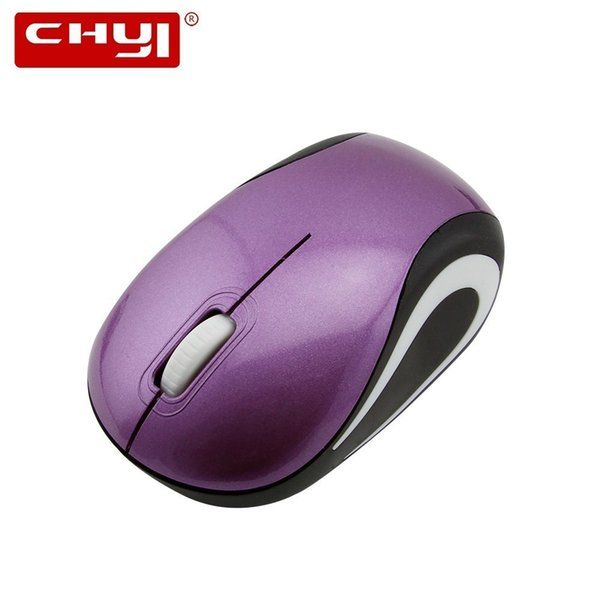 CHYI 2.4GHz Wireless Mouse Optical 1600 DPI Mini Computer Mause Cute Gamer Mice With USB Receiver For Kids PC Laptop Desktop