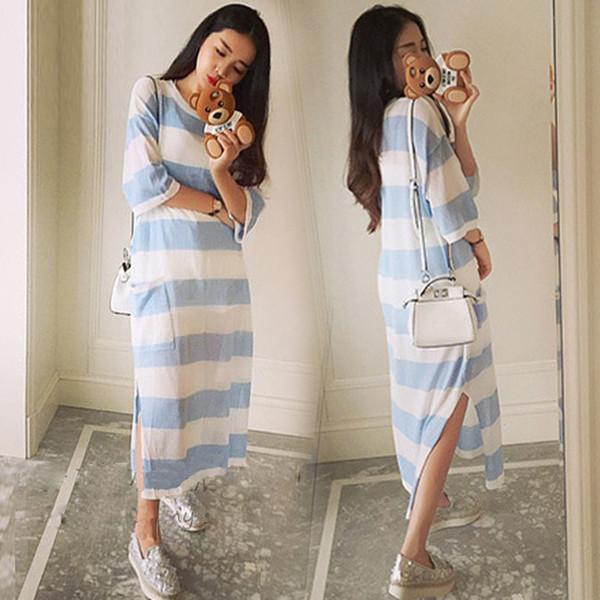 Maternity Robe Women Nursing Pyjama Womens Loungewear Home Breastfeeding Maternity-Dress For Lactating Mothers Clothes