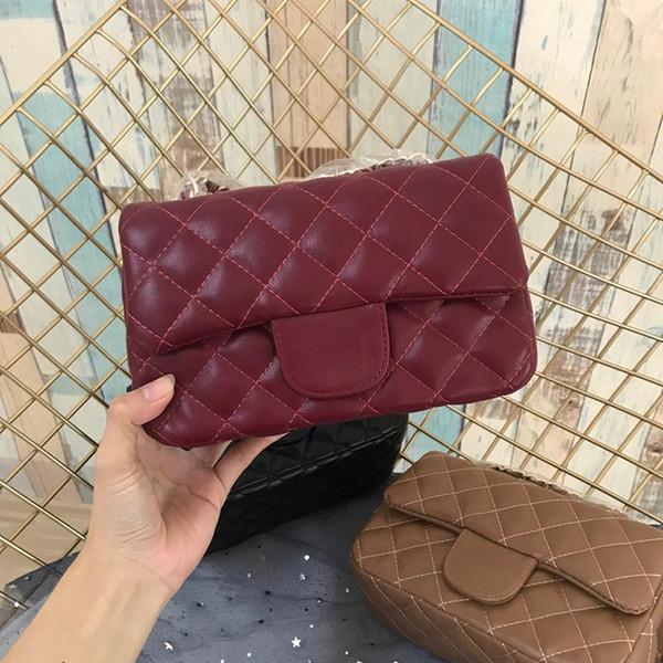 Designer-Handtaschen rote Farbe Damen Handtaschen Top-Qualität Leder Mode Vintage Umhängetaschen für Frauen Cross Body und Umhängetasche