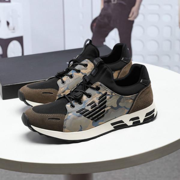 Men's low per aiutare scarpe casual scarpe fatte a mano stazione europea nuove scarpe da uomo 38-45 fabbrica diretta spedizione gratuita
