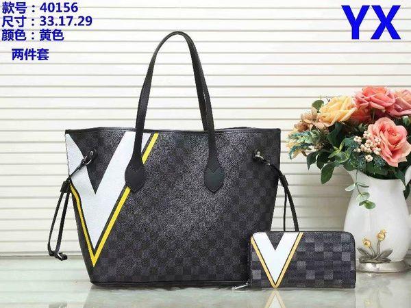 Fashion Love heart V Wave Pattern Satchel Designer Shoulder Bag Chain Handbag Crossbody Purse Lady Tote bags 58565