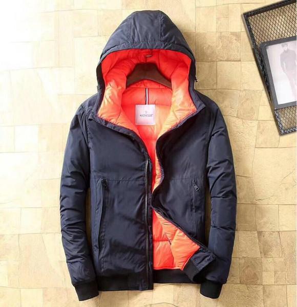 f11 Vestes d'hiver hommes Nouveau modèle homme vêtements en coton rembourré Fonds court Épaississement mode KEEP chaud Même coton Cap Tendance
