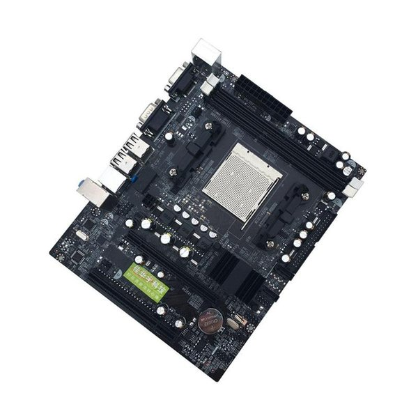 VAKIND For Desktop Nvidia C68 C61 Computer Motherboard Support AM2 AM3 CPU DDR2+DDR3 PC Mainboard