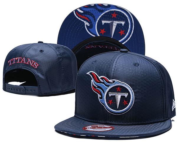 NEW Men's Titans Fan's Adjustable Cap Fashion Brand Hip Hop Golf Visor Women Snapback Hats Men Women Curved bill Street Bone