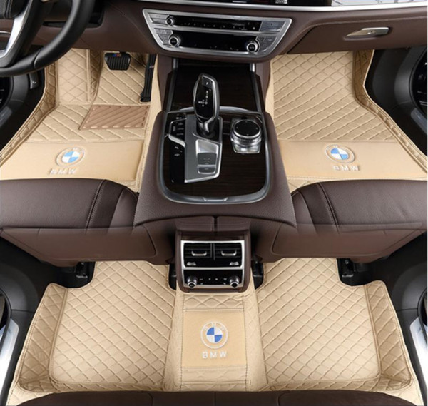 Applicable to BMW 1 Series 120i/130i/116i/118i/125i/135i/140i 2007-2018 car mat environmentally friendly odorless non-toxic mat