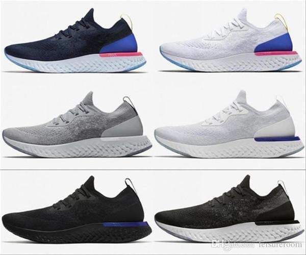 أفضل ملحمة رد فعل فوري العودة يطير S0UTH الاحذية الرجال بلجيكا أن المتسابق صحيح البلاتين الأزرق الأزرق السيدات مضيئة الأحذية الرياضية 36-45