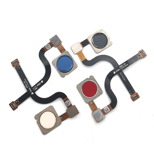 New Compatible For xiaomi Mi 8se 8 se Touch ID Home Menu Return Button Fingerprint Sensor Scanner Connecter Flex Cable