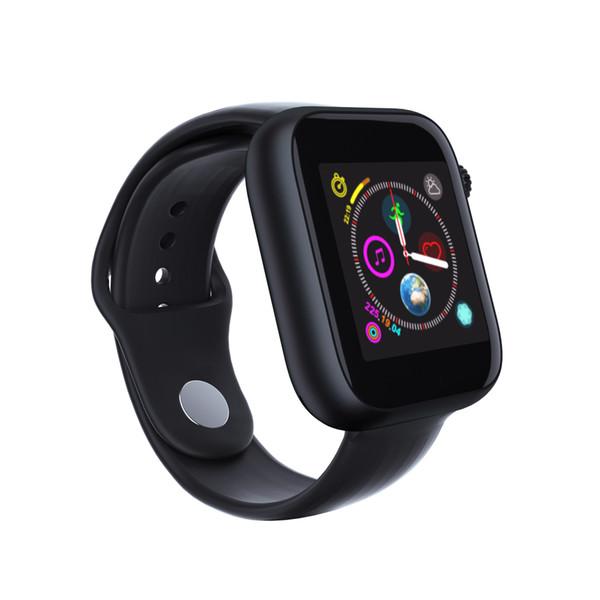 El nuevo Smart Watch A1 Edición mejorada es compatible con SIM Bluetooth El monitor de ritmo cardíaco inteligente es compatible con el reloj deportivo Samsung iPhone