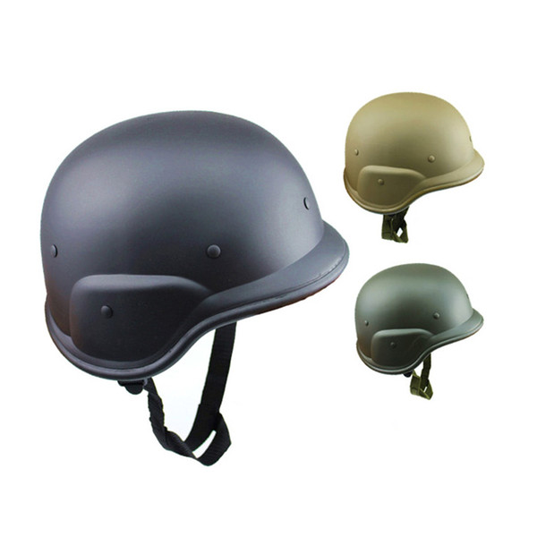 top popular Tactical Helmet Army Force Hunting Helmets Shooting Paintball Head Protector Men Casco 55-63cm 2021