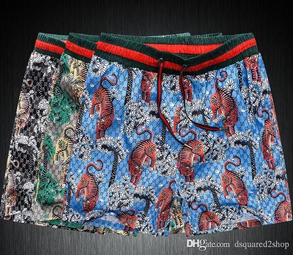19s hot Board шорты мужские летние пляжные шорты брюки высокого качества купальники Бермуды мужской письмо Surf Life мужчины плавать Тигр шорты G брюки