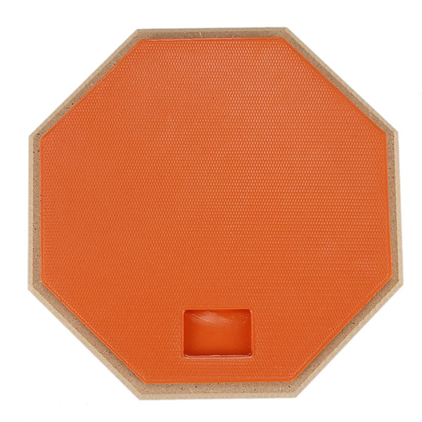 best selling TOP!-8 inch Rubber Wooden Dumb Drum Percussion instruments Practice Training Drum Pad for Drums Exercise instruments