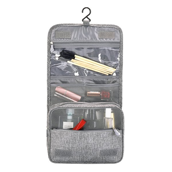 Multi-function Zipper Cosmetic Bag Travel Wash Pouch Men Women Beauty Makeup Toiletry Organizer Accessories Supplies Products #235336