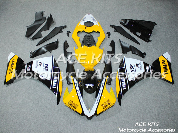 ACE Motorcycle Fairings For Yamaha YZF 1000-YZF-R1-12-13-14 YZF-R1-2012-2013-2014 All sorts of color No.H35