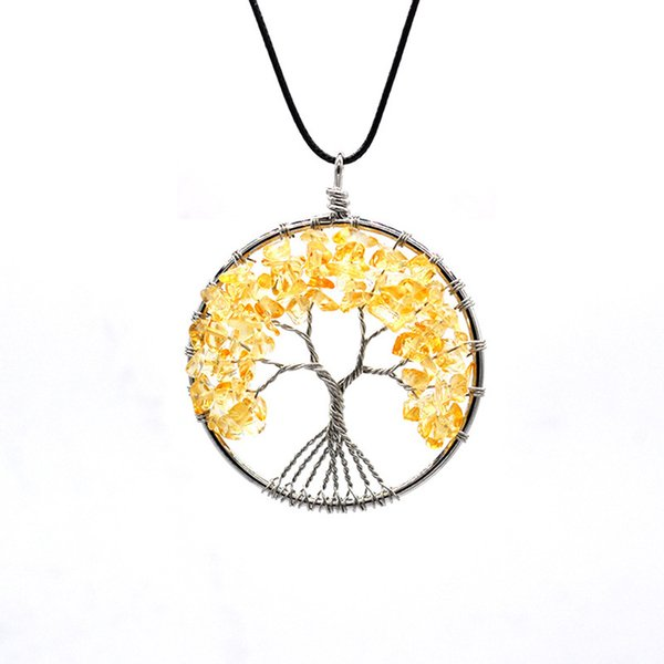 Tree of Life Pendant Necklace 8