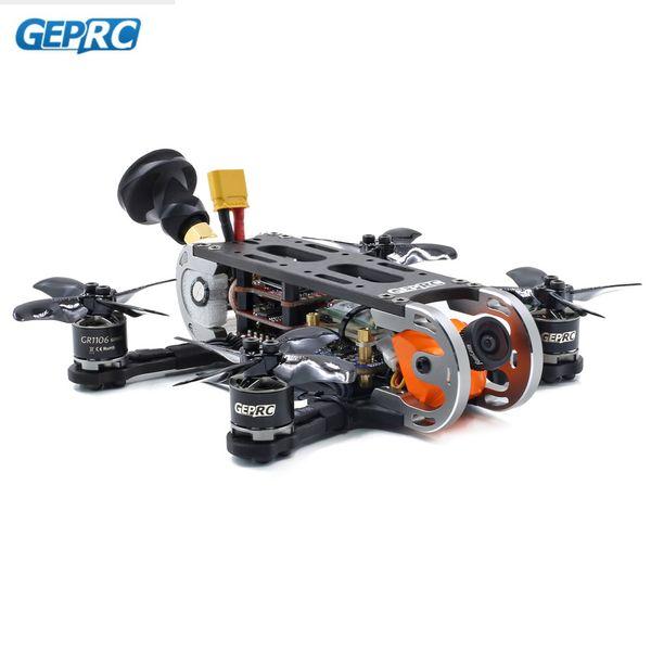 GEPRC GEP - CX2 Cygnet 2 2 inch Mini 1080P F4 FC 20A ESC 48CH VTX Aerial FPV RC Drone Frsky BNF