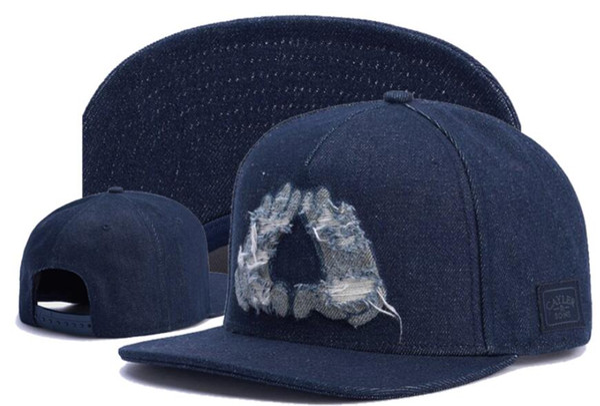 2019 New retail Fashion CAYLER & SONS Snapback Cap Hip-hop Men Women Snapbacks Hat Baseball Sports Cap, Streets is watching caps Brooklyn