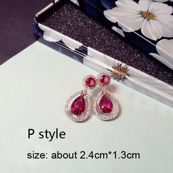 P style-Hot Pink