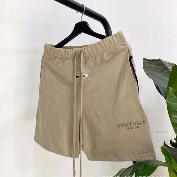 Shorts Cáqui