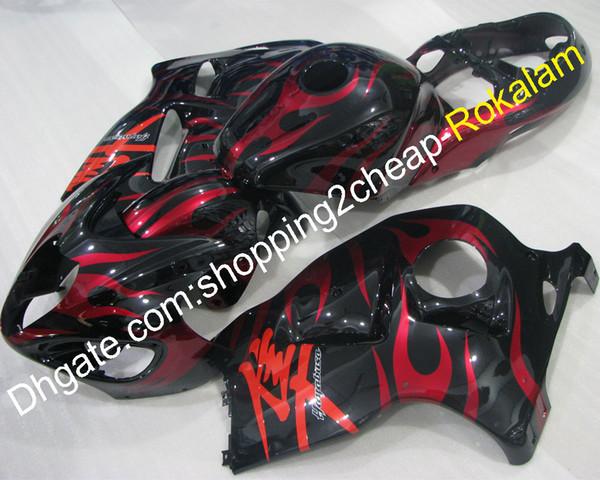 GSX1300R Fairings Kit For Suzuki GSX-R 1300 1999-2007 GSXR1300 Hayabusa ABS Bodywork Complete Fairing (Injection molding)