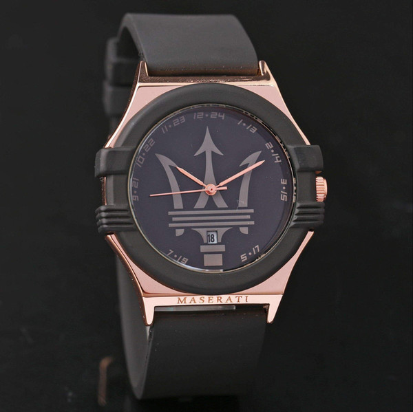 Мужчины женщины роскошные модные кварцевые часы часы 39