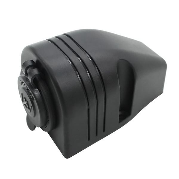 Cs-282a1 console centrale chargeur de voiture allume-cigare siège voiture moto contrôle conversion chargeur allume-cigare siège