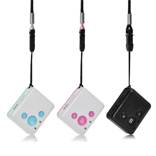 Mini Kids GPS Personal Tracker GPS Locator enfant RF-V16 suivi en temps réel SOS Voix Monitor Free APP Suivi