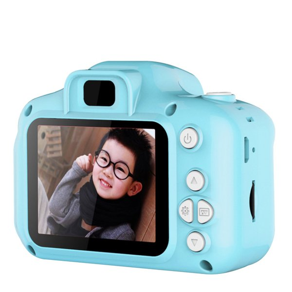 Toy Taking Pictures Mini Cartoon Timing Multifunction Gift Photography Portable Birthday HD Video Recording Digital Kids Camera