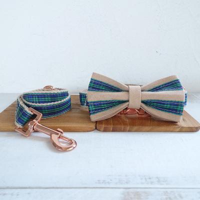 Bow Tie Collar Leash